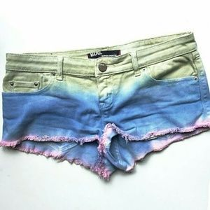 Urban Outfitters BDG Ombre Super Shorties